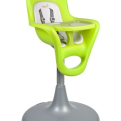 Boon Flair High Chair Green Office Chairs Back Pedestal Highchair Daintybaby Com