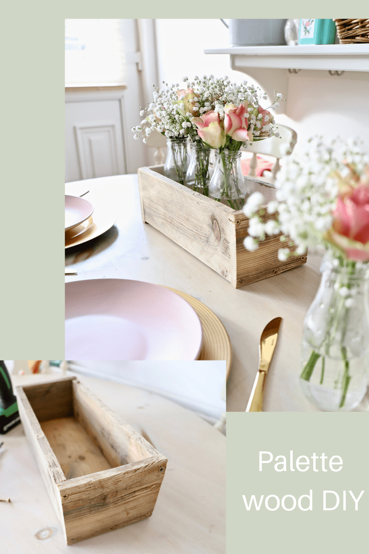 Palette wood DIY, pinterest