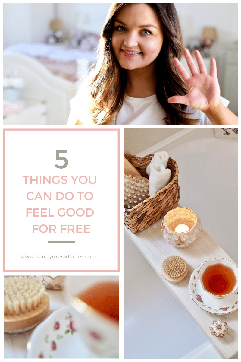 nice things you can do to feel good for free