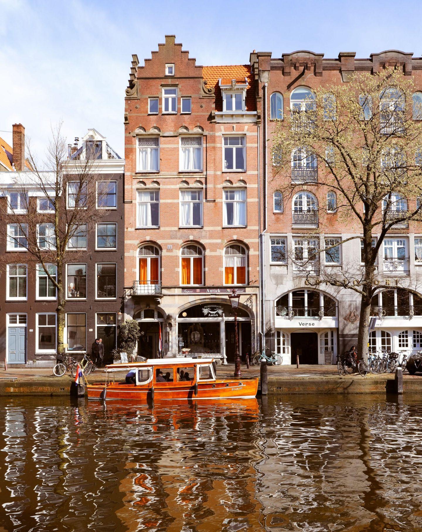 My Solo Amsterdam Adventure