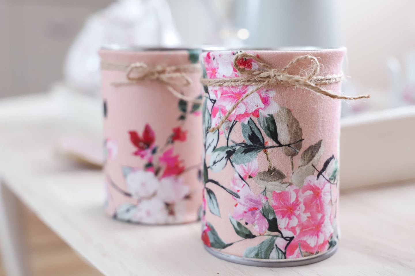 How to transform tin cans into soy candles