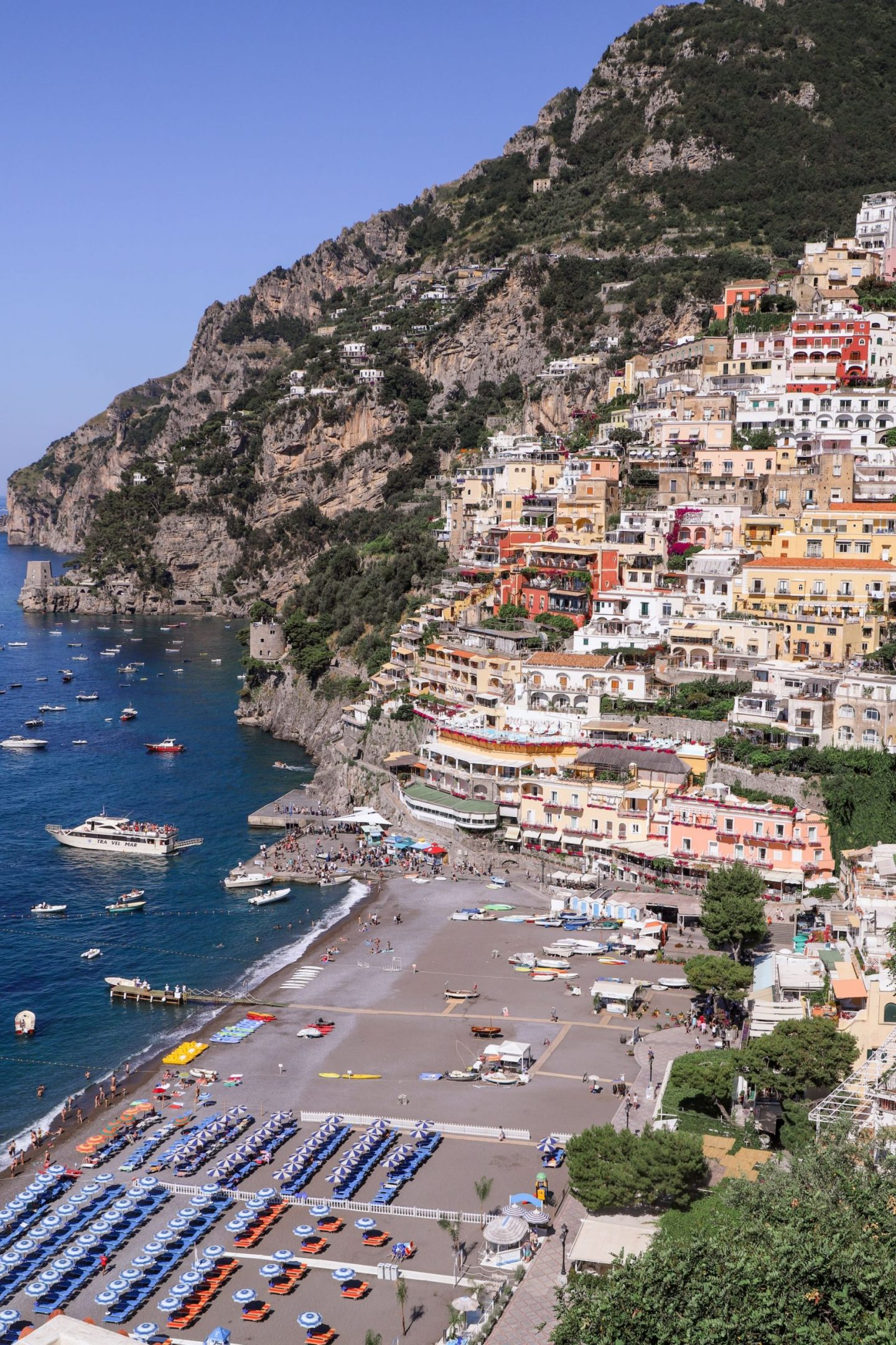 Positano travel blog