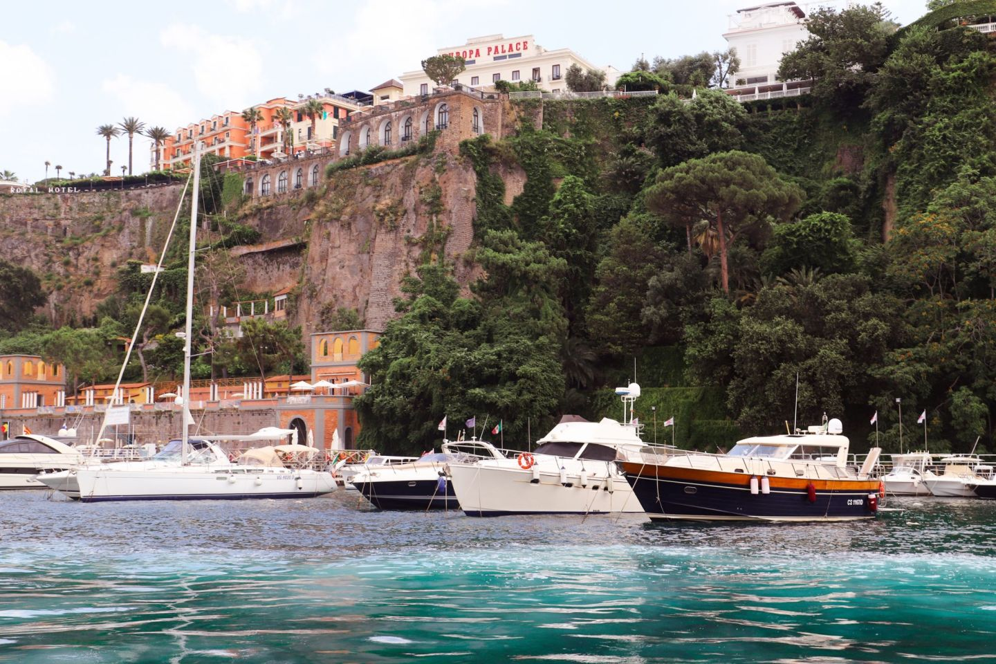 My Italian Adventure​, Sorrento, Positano, Capri And More