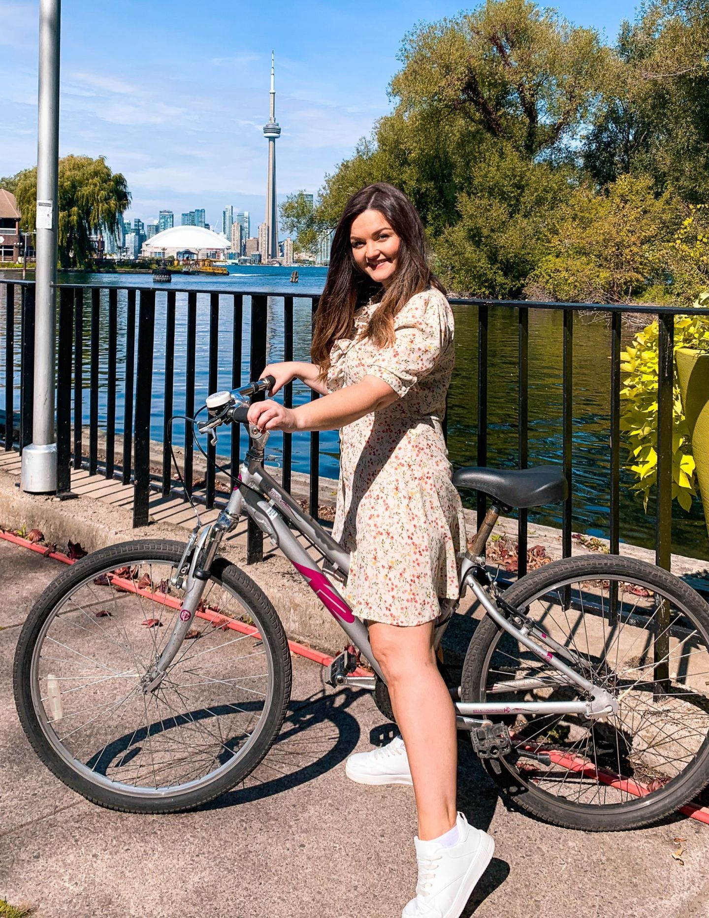 toronto islands bike rental