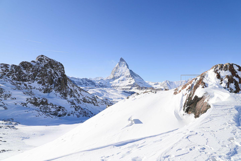 A Solo Snowy Switzerland Adventure