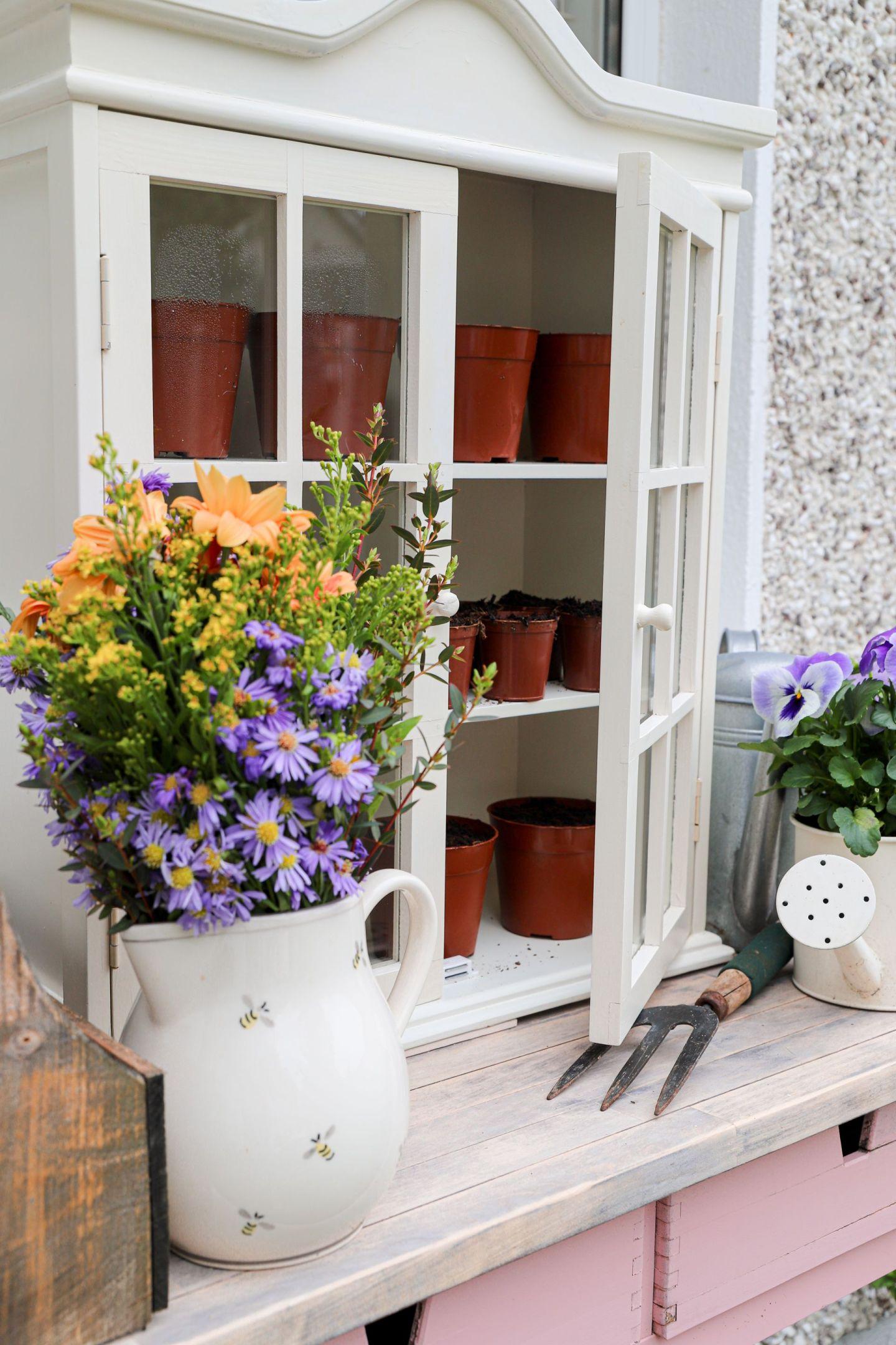 Mini Cabinet Greenhouse