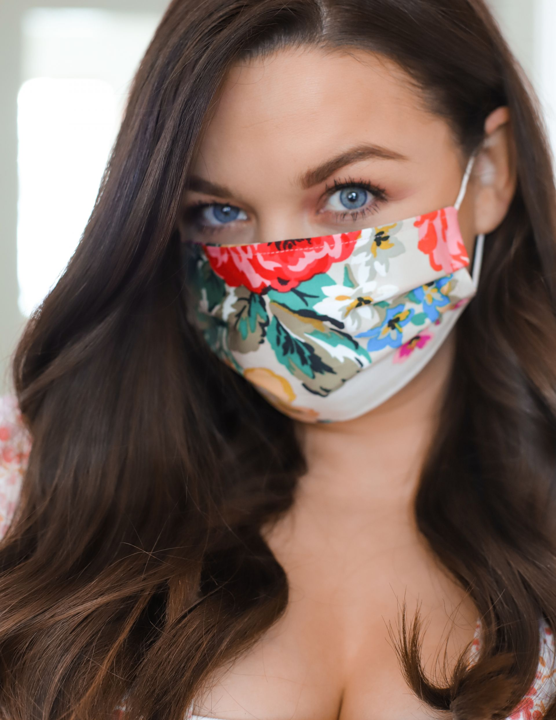 Recycle fabric face mask