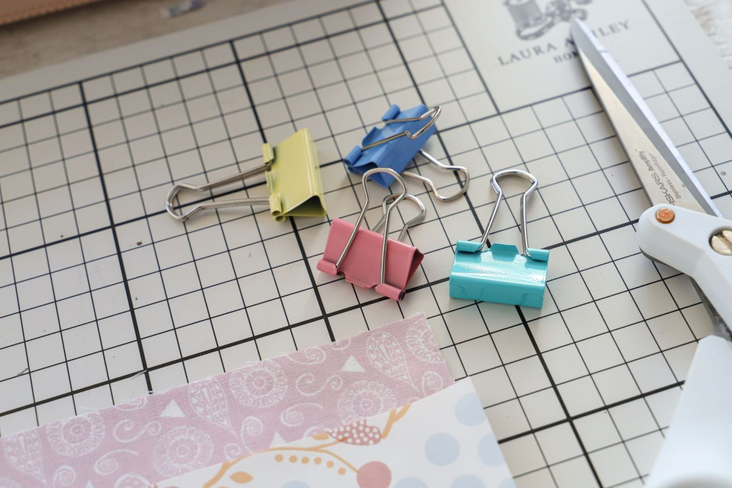 Sewing Clamps