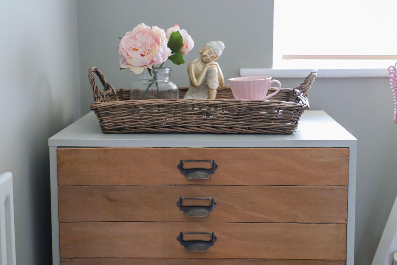 cottagecore cabinet