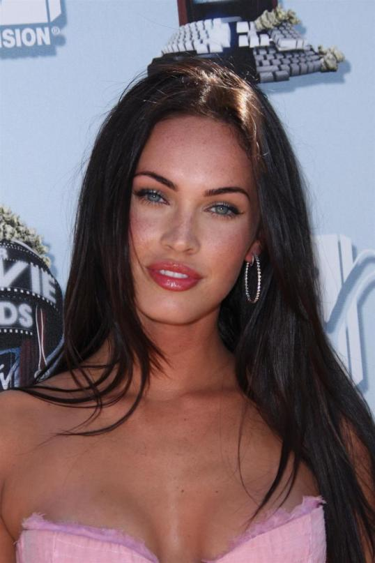 2008 megan fox 2008 mtv movie awards - Todas Las Cirugías de Megan Fox