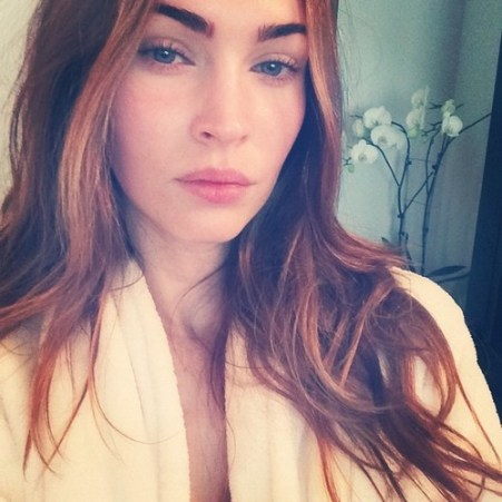 Megan Fox Instagram Foto
