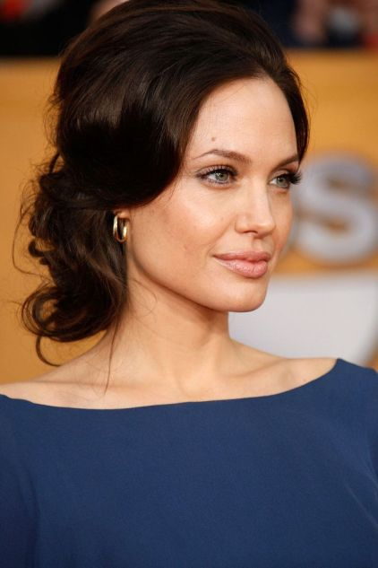 17147ab136dad0c3252a7650e5a6d45d angelina jolie makeup angelina jolie pitt - Los Rellenos de Angelina