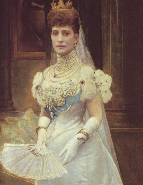 Queen Alexandra1 960x1239 e1517933203320 - La Belleza en la Época Eduardiana