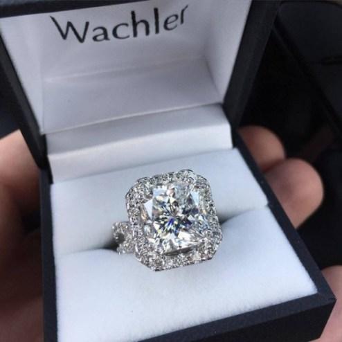 anillo compromiso - El Mejor Regalo de San Valentín
