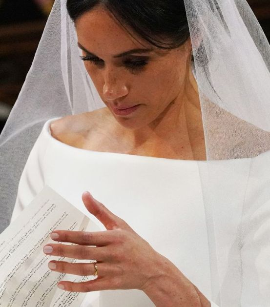 meghan markles wedding beauty looks are set to be copied the world over 2773271.640x0c - La Boda de Harry y Meghan