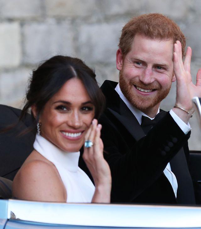 meghan markles wedding beauty looks are set to be copied the world over 2773274.640x0c - La Boda de Harry y Meghan
