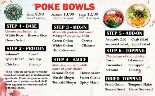 poke arroz proteína e1527794174845 - Poke, Mi Delicia Hawaiana Favorita