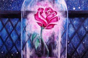 La Rosa de la Bella y la Bestia
