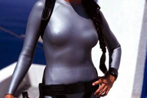 lara croft tomb raider - La Operación Cuerpo de Angelina Jolie