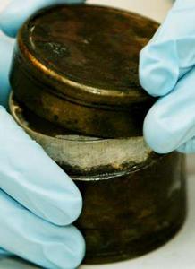 cosmetico romano - Una Crema Facial de Más de 2000 Años