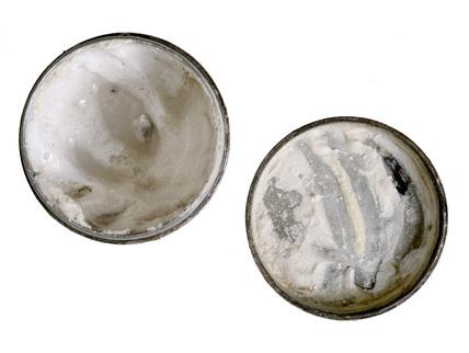 crema antigua hallada - Una Crema Facial de Más de 2000 Años