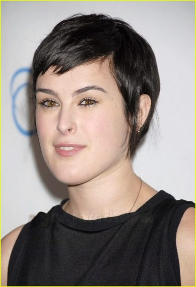rumer willis e1531753261906 - Rumer Willis Estrena Barbilla