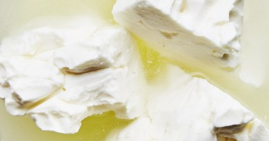 Λάσπισμα των τυριών άλμης Από τι προκαλείται? Πώς το αντιμετωπίζω?