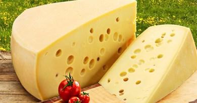 Το Ελβετικό τυρί και το τυρί Ελβετικού τύπου