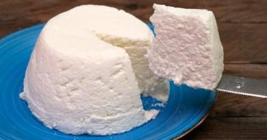 Φτιάχνω στο σπίτι τυρί Queso Fresco
