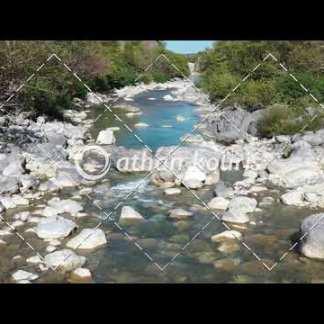 αγορά πλάνα βίντεο on line - Αώος χαράδρα - Κόνιτσα διάρκειας 25 sec V-1018