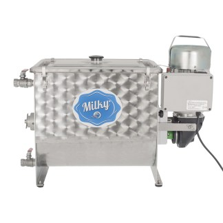 πρωτοσέλιδο - Ηλεκτρική μηχανή παρασκευής βουτύρου - Βουτυροκάδη – Βουτυρομηχανή - Milky FJ 32