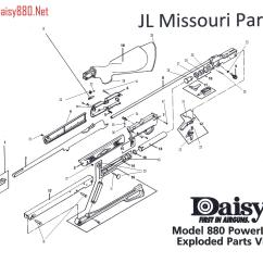 Daisy Air Rifle Parts Diagram Kel Tec Pf9 880 Exploded Diagrams And Order Links  Net