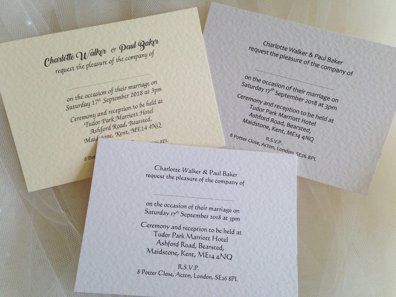 Cheap Wedding Invitations  Affordable Wedding Invites