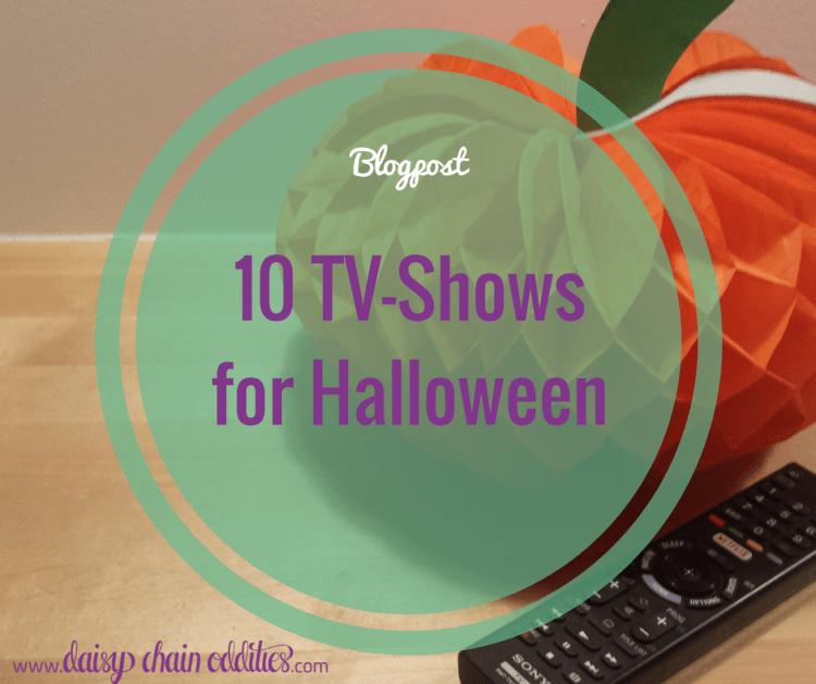 10 gruselige Halloween Serien