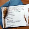 Wheat Kings Invitation