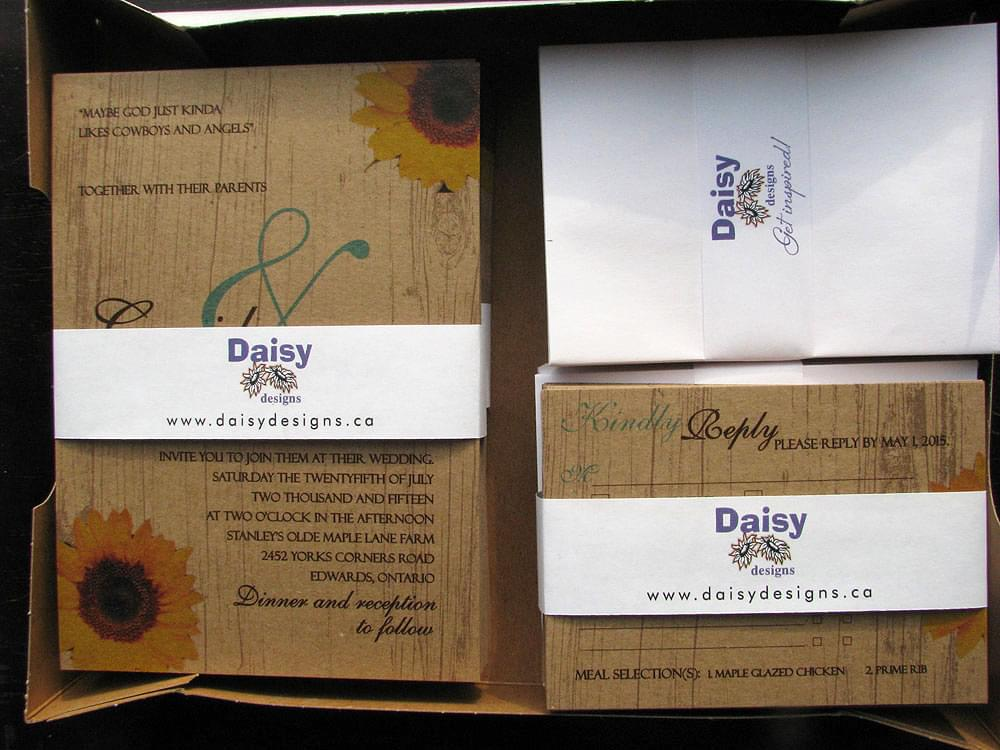 Cowboys & Angels boxed and ready for pickup