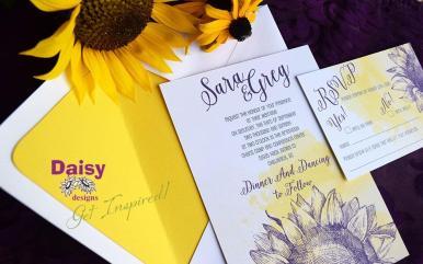 Citrine Sunflower Simple Suite