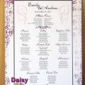 Antique Seating Chart
