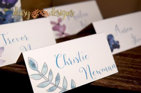 Devine Seating Cards
