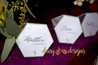 Geometrix Table Numbers
