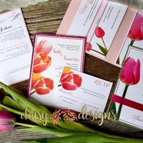 various Tulip invites