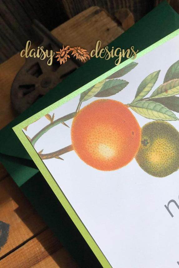 Citrus Grove close up details