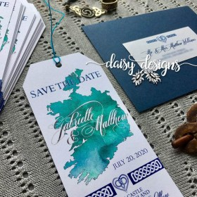 Emerald Isle save-the-date