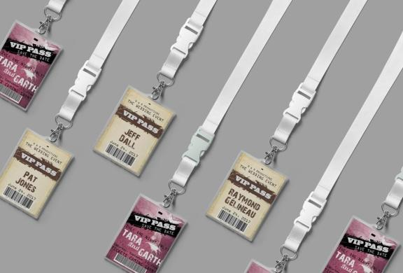 business event lanyards
