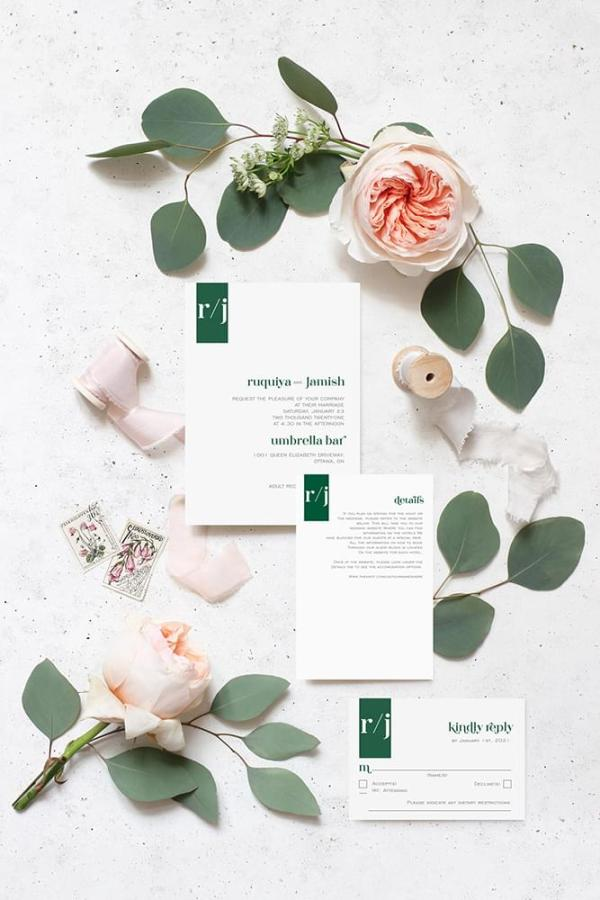 DIY Printable - Modern 1 - full suite