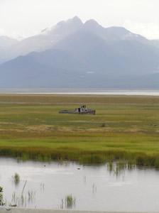 Goose Bay boat