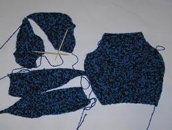 sudir domino baby sweater