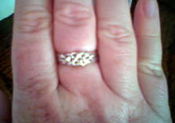 my new puzzle ring