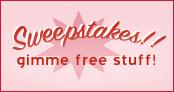 blogmoxie sweepstakes, do it baby!
