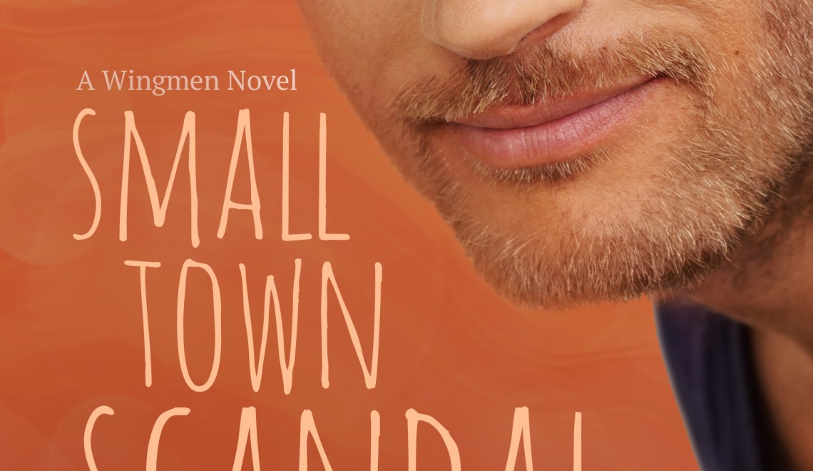 Small Town Scandal Cover Reveal